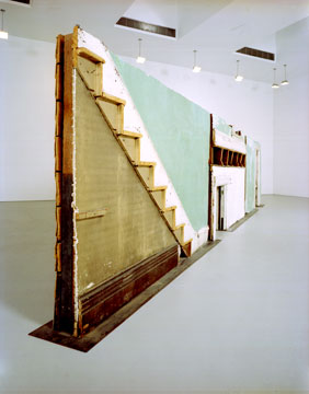 Gordon Matta Clark, David Zwirner Gallery
